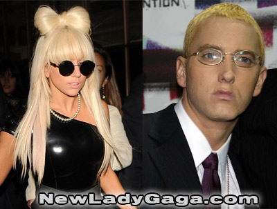Eminem and Lady Gaga AMAs